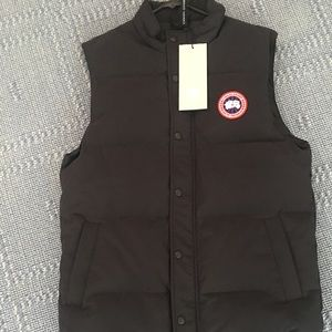 Canada Goose Mens Garson , Quilted Down Vest